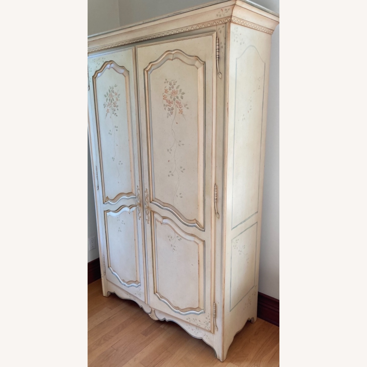 Ethan Allen/ French Country Armoire - image-7