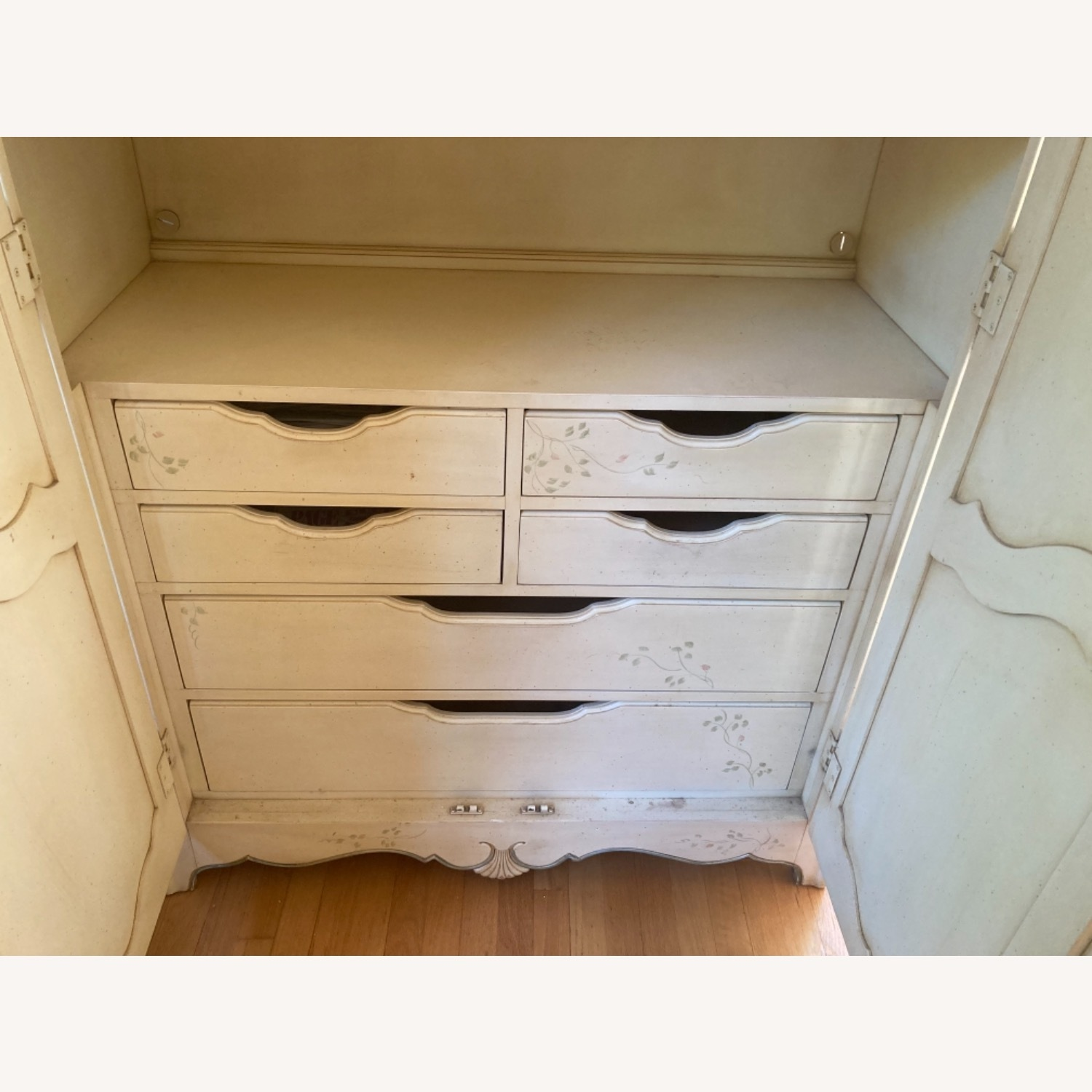 Ethan Allen/ French Country Armoire - image-4