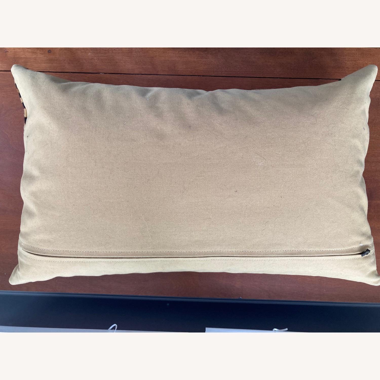 Pottery Barn Ken Fulk Cheetah-Printed Hide Pillow Cover - image-2