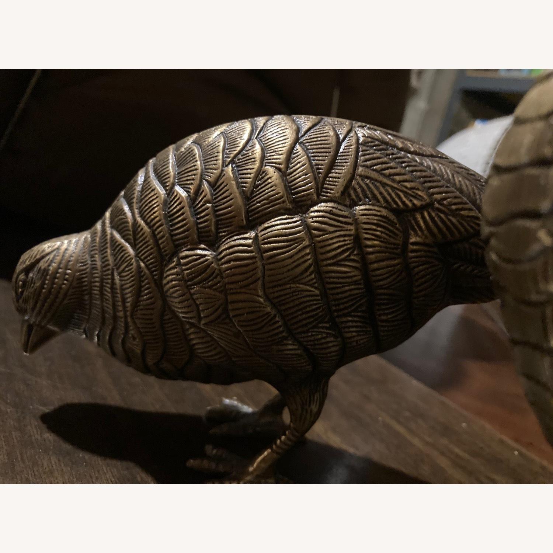 Guinea Hen Pair - image-2
