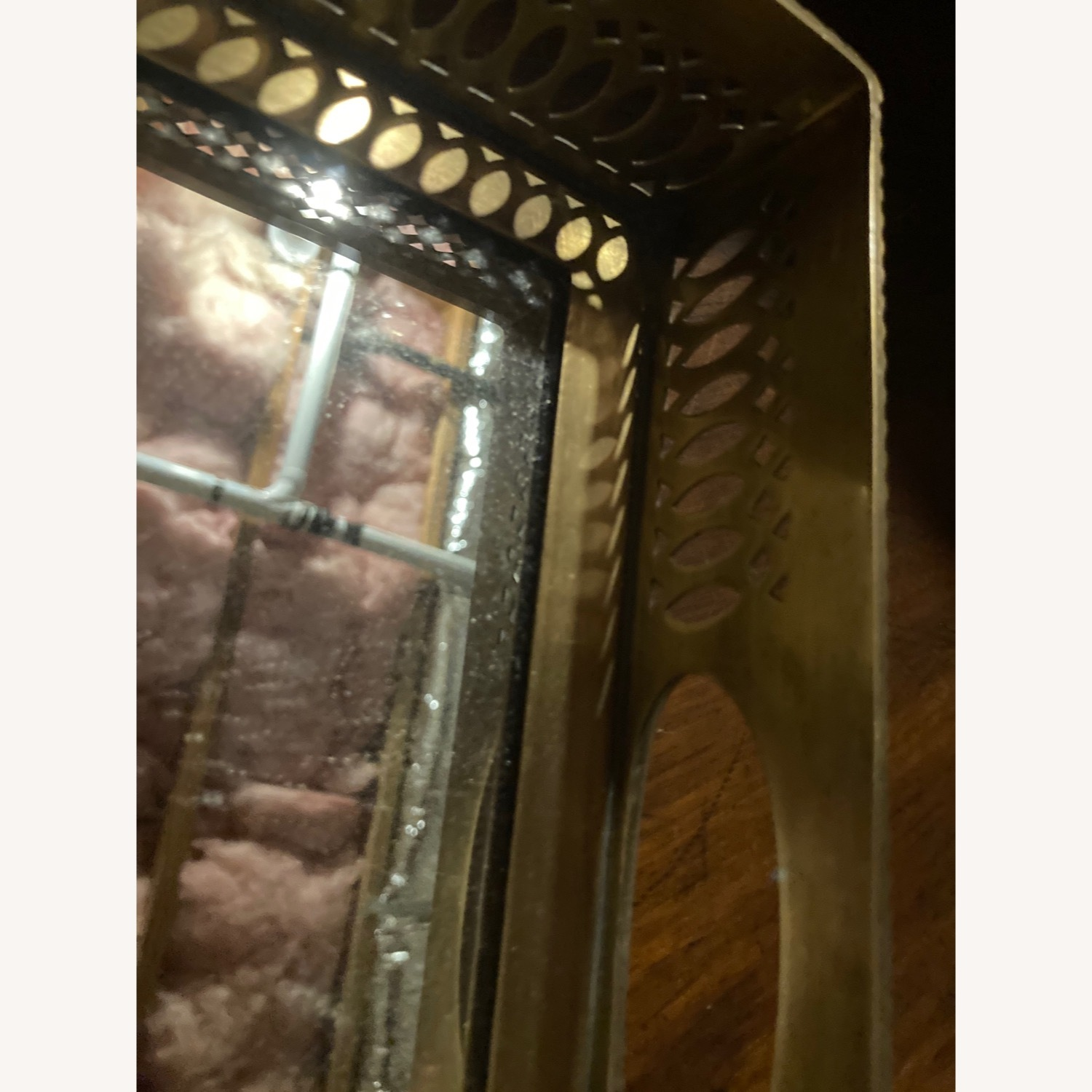 Ethan Allen Traditional Brass Tray - image-3