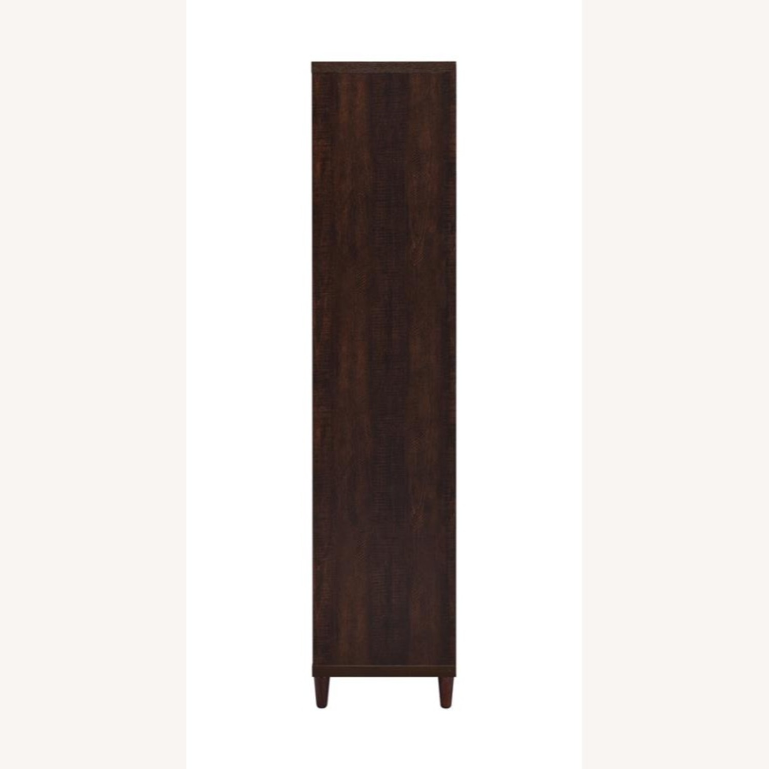 Accent Cabinet In Rich Rustic Tobacco Finish - image-4