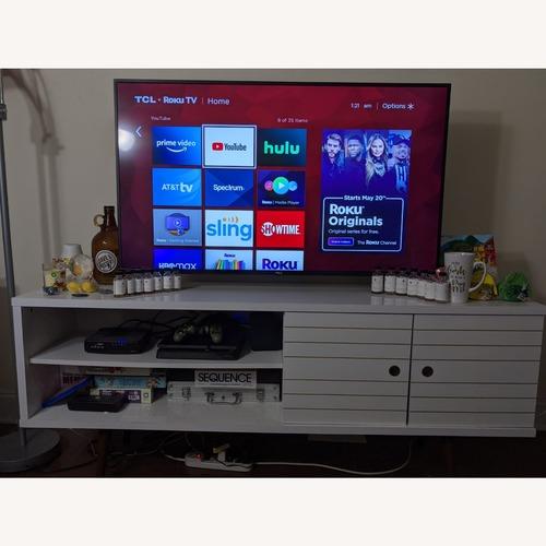Used IKEA Tv Table for sale on AptDeco