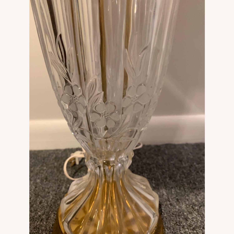 Lead Crystal Table Lamp - image-8