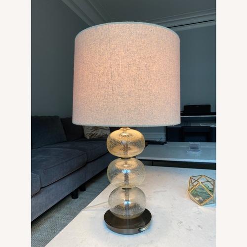 Used West Elm Table Lamp for sale on AptDeco