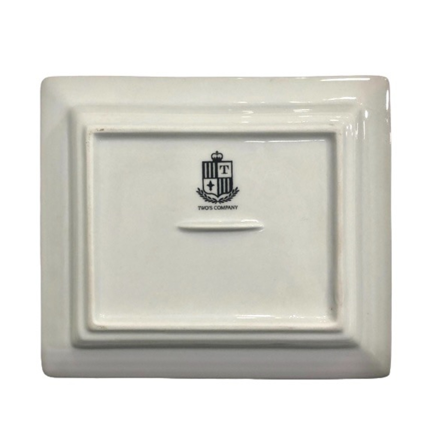 Two's Company Wise Sayings Trinket Tray - image-2