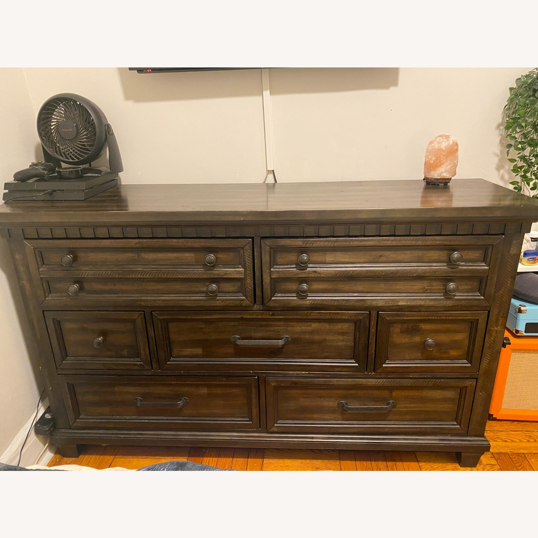 Bob's Discount Furniture Dresser - image-3