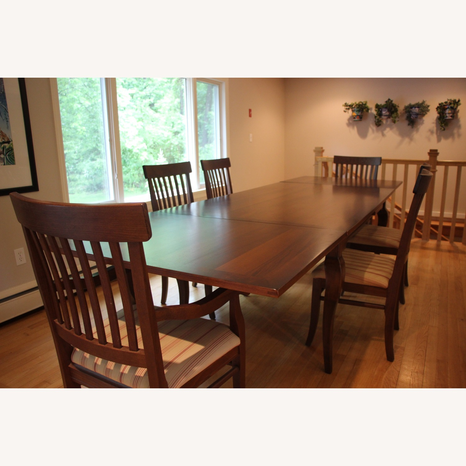 Arhaus Maple Dining Table and Chairs - image-13