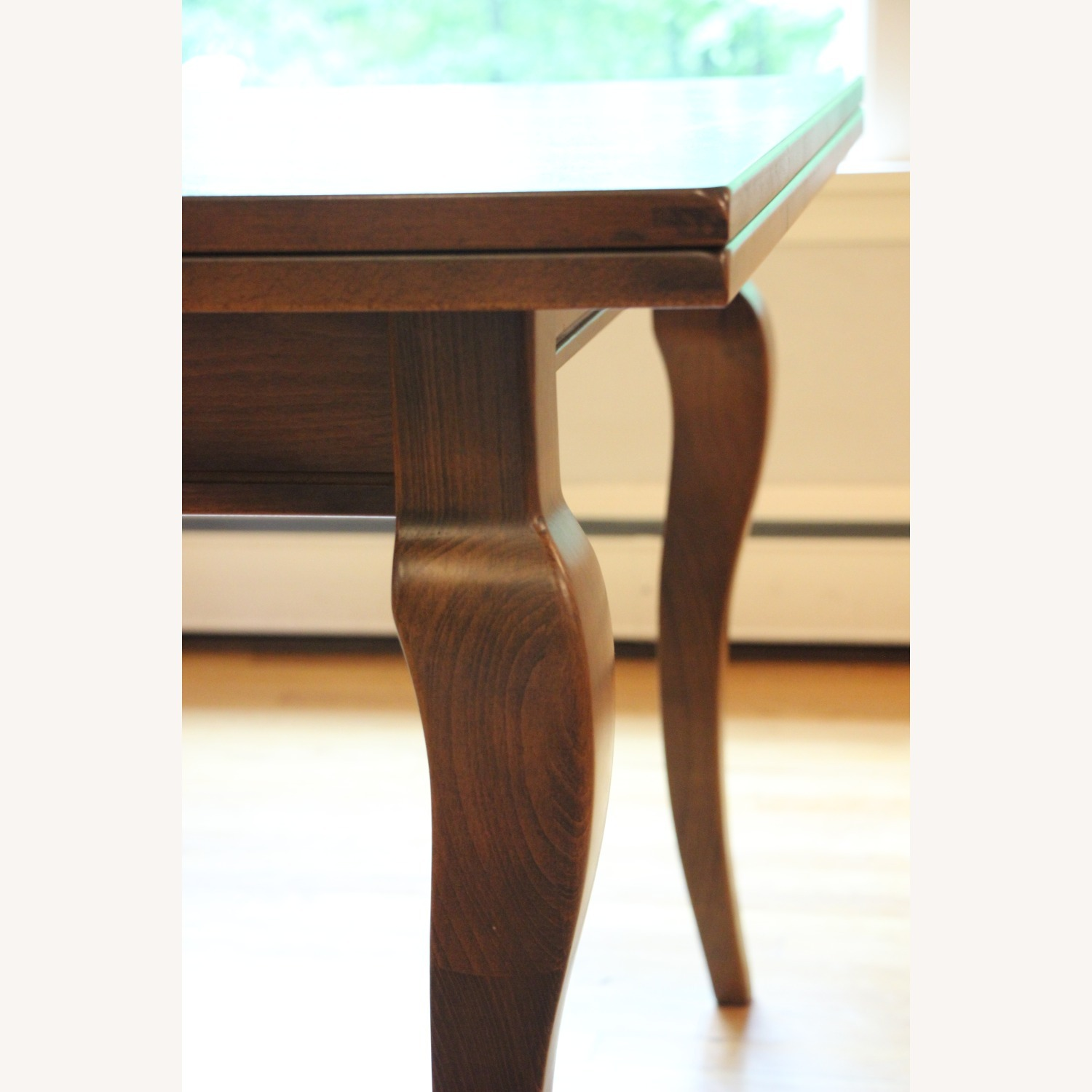 Arhaus Maple Dining Table and Chairs - image-1