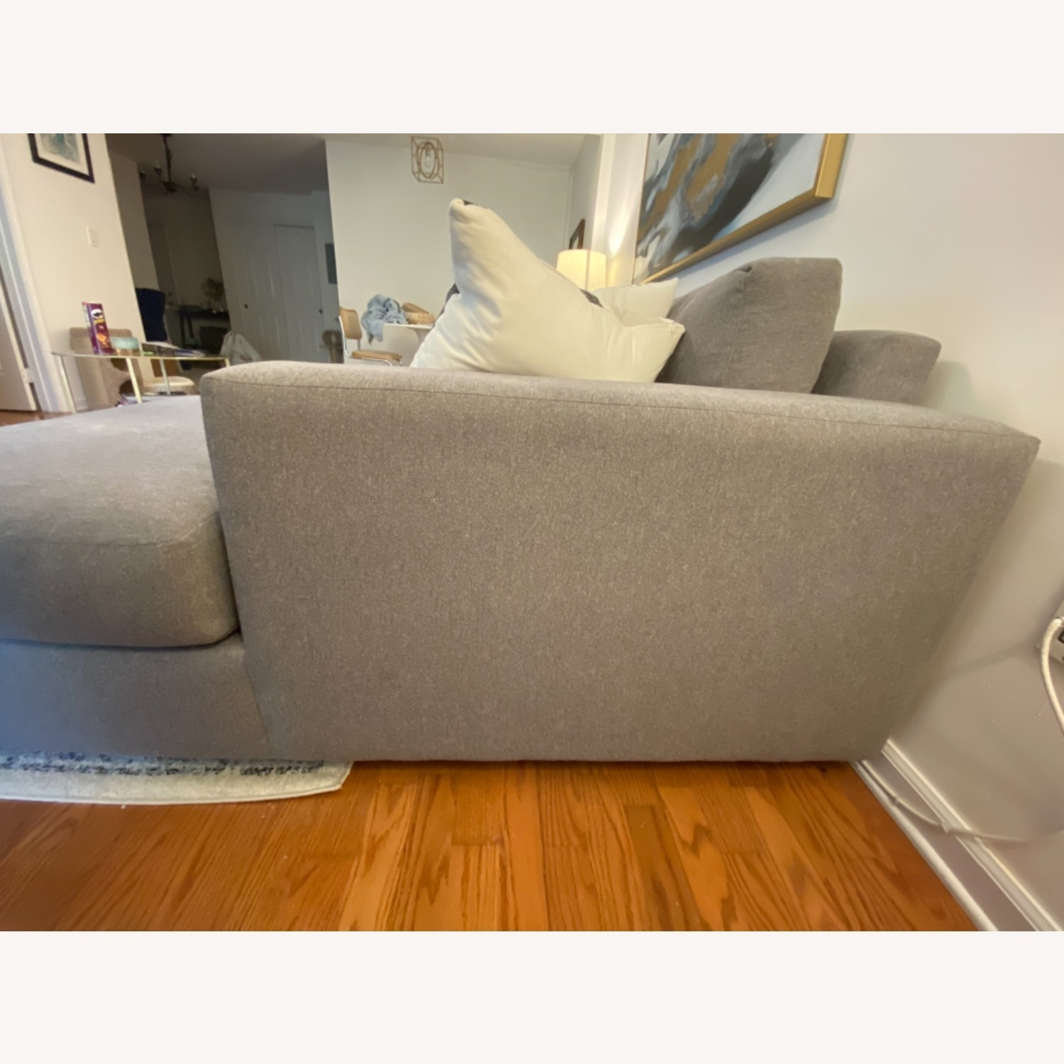 West Elm Urban Chaise Sectional - image-2
