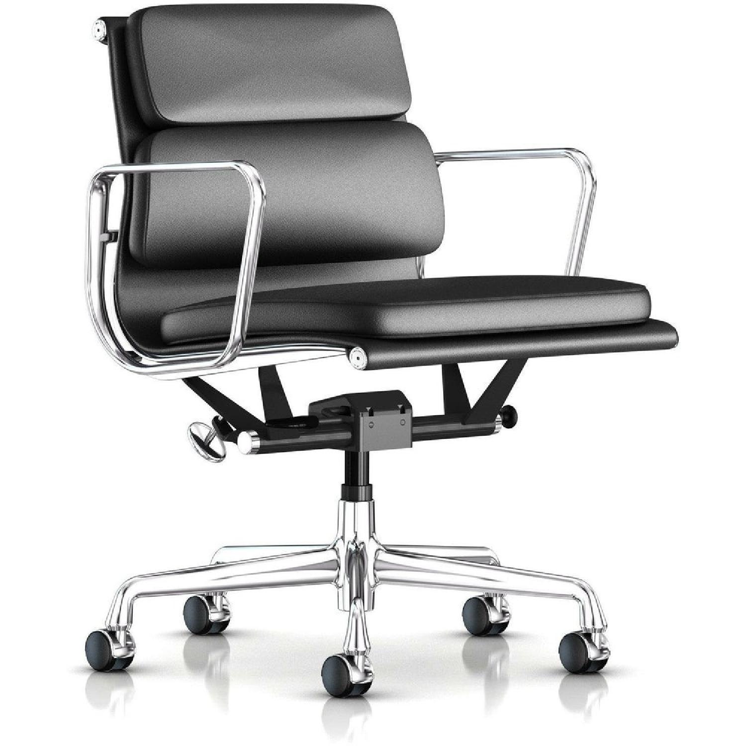 Herman Miller Eames Soft Pad Management Chair - image-10