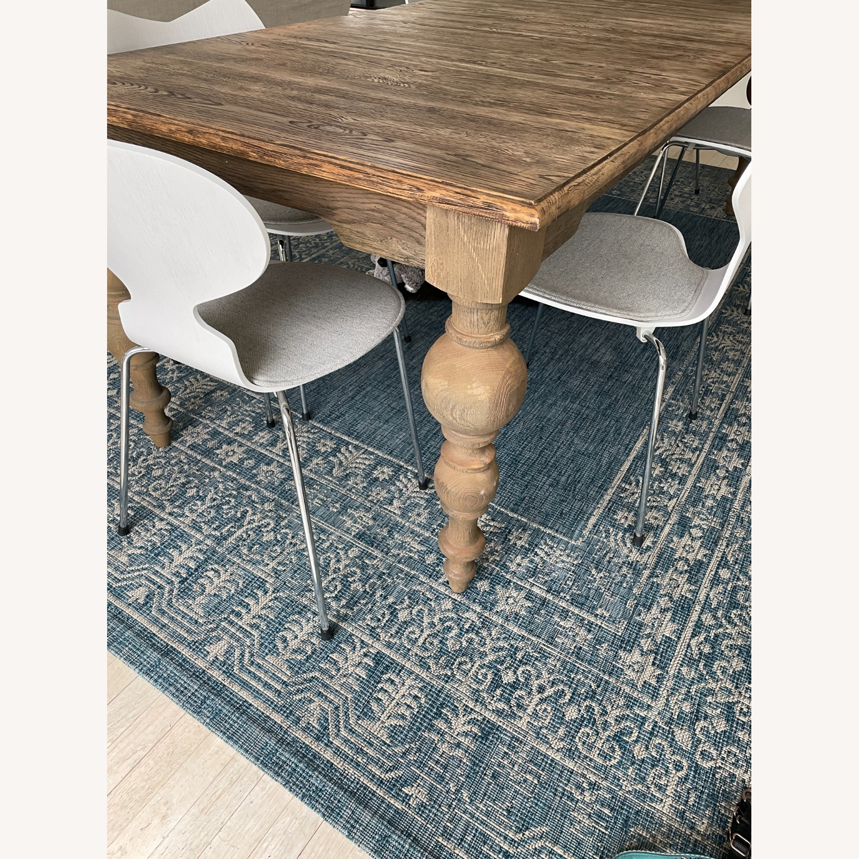 Restoration Hardware Grand Baluster Dining Table - image-2