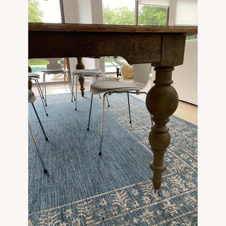 Restoration Hardware Grand Baluster Dining Table - image-4