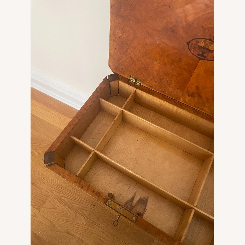 Antique Biedermeier Small Table - image-6