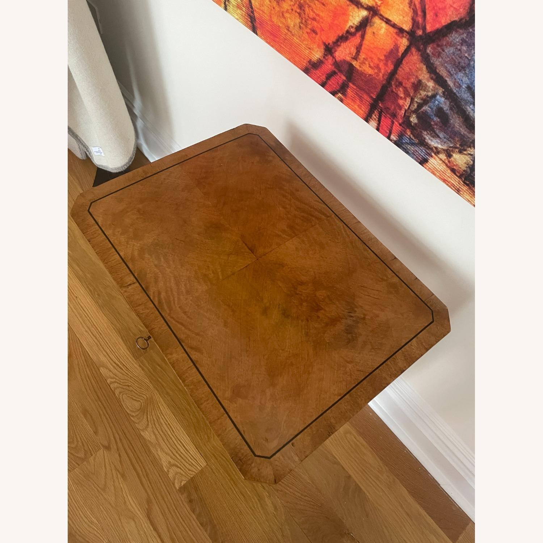 Antique Biedermeier Small Table - image-2