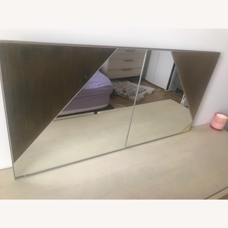 West Elm Roar + Rabbit Infinity Mirror, Panel I - image-4