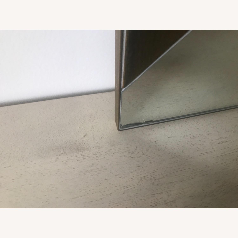 West Elm Roar + Rabbit Infinity Mirror, Panel I - image-5