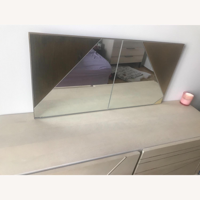 West Elm Roar + Rabbit Infinity Mirror, Panel I - image-6