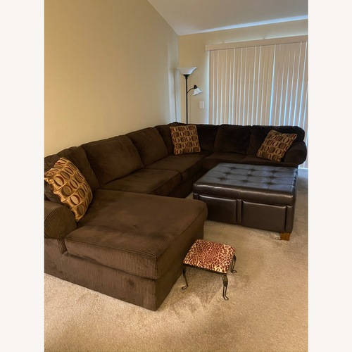 Used Ultimate Sectional for sale on AptDeco