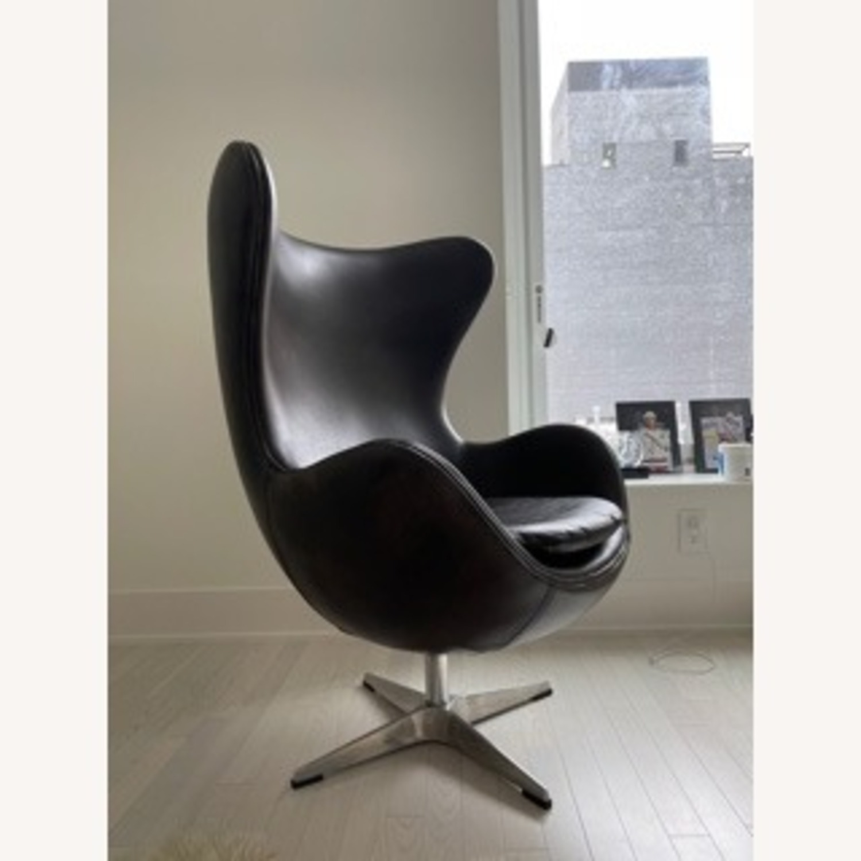 Restoration Hardware Egg Chair - image-3