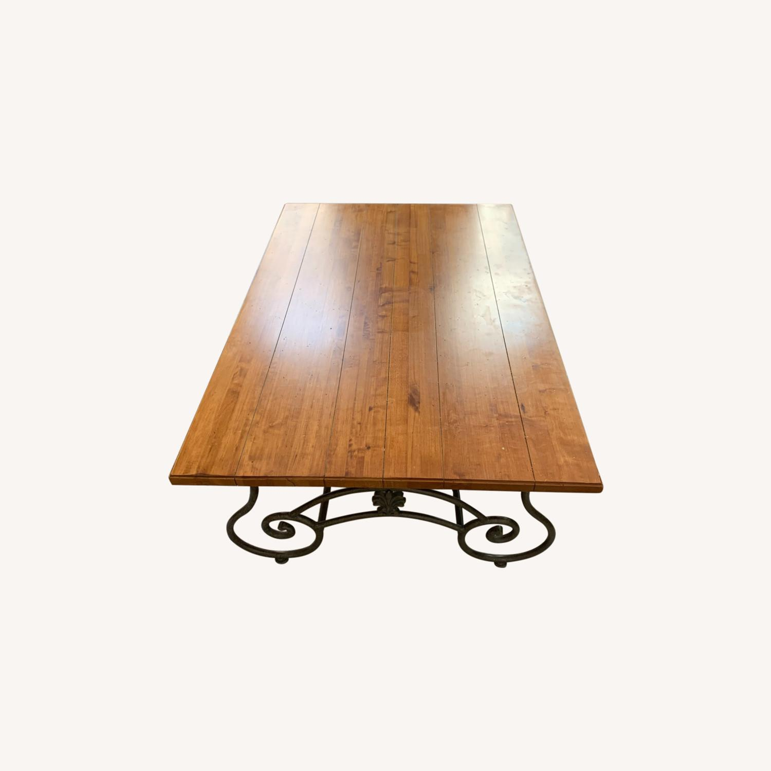 Ethan Allen Coffee Table - image-0