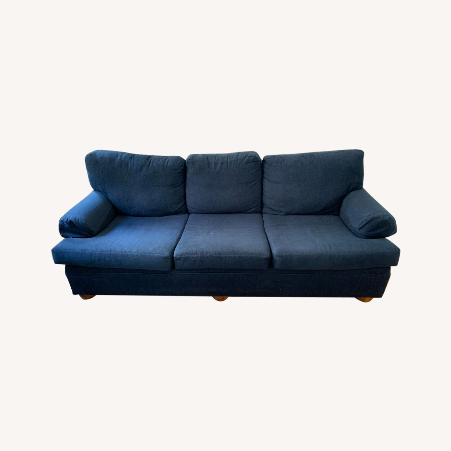 Ethan Allen Couch - image-0