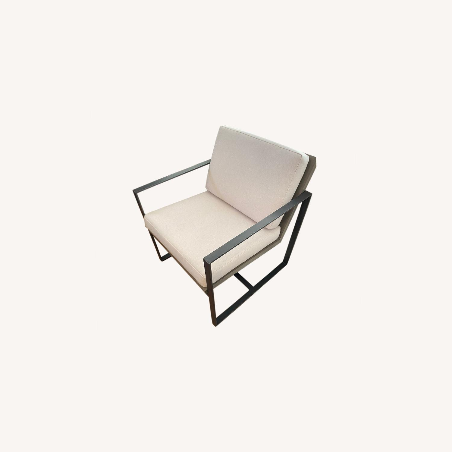 Restoration Hardware Occasional Chair - image-0