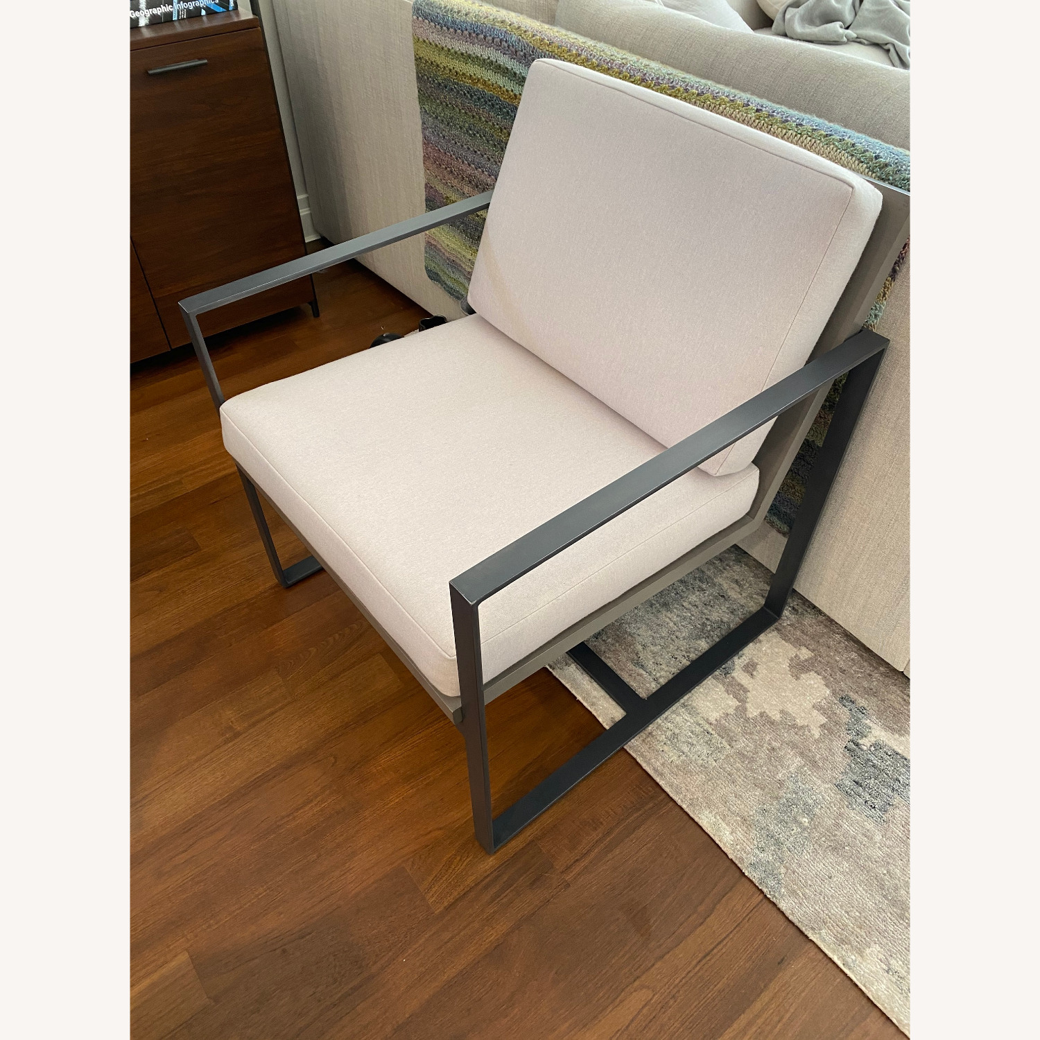 Restoration Hardware Occasional Chair - image-2