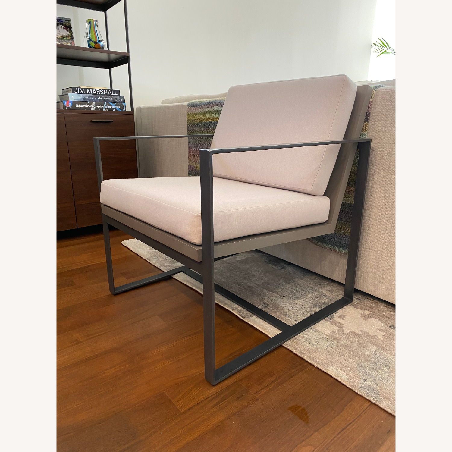 Restoration Hardware Occasional Chair - image-1