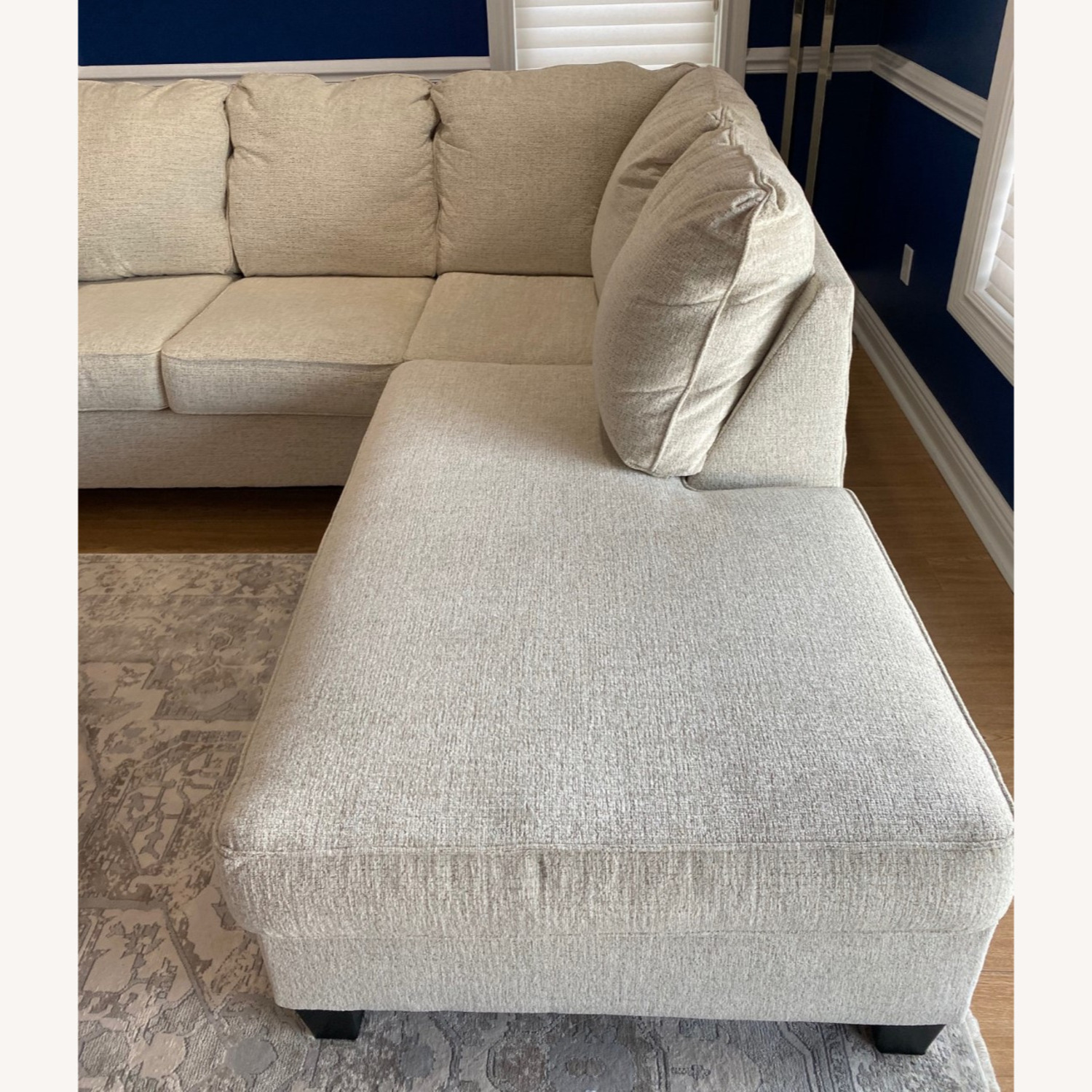 Ashley Sectional with Chaise - image-3