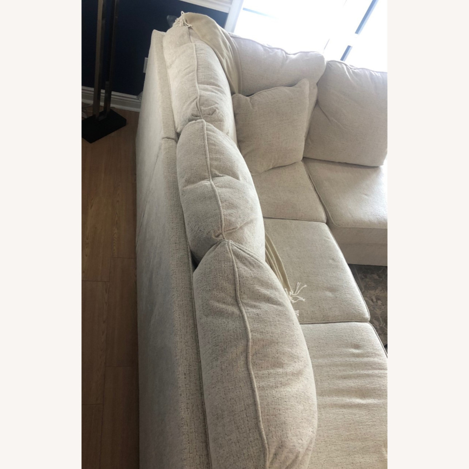 Ashley Sectional with Chaise - image-4