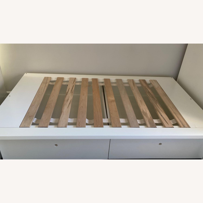 DucDuc Alex Symmetric Platform Twin Bed + Storage Drawers - image-2
