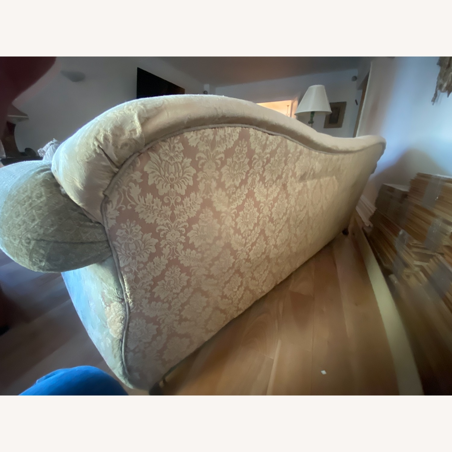 Domain Ornate Super Comfortable Couch Art Deco in Style - image-2