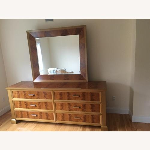 Used Giorgio Dresser w Mirror for sale on AptDeco