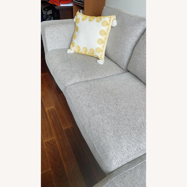 BoConcept Indivi Grey Sofa - image-6