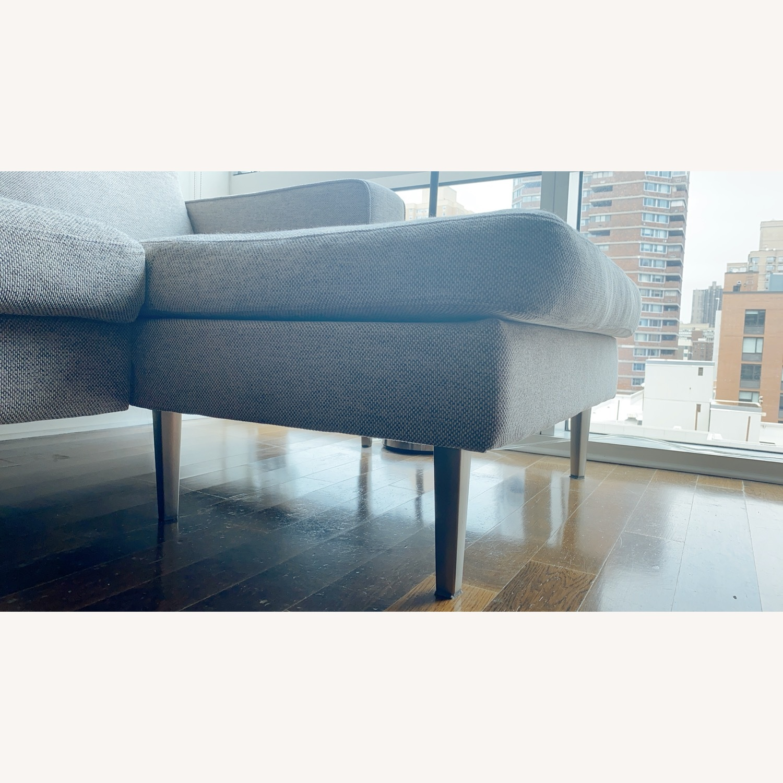BoConcept Indivi Grey Sofa - image-5