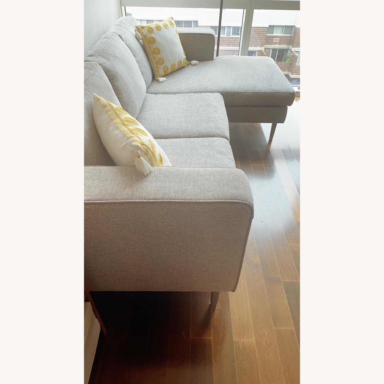 BoConcept Indivi Grey Sofa - image-3