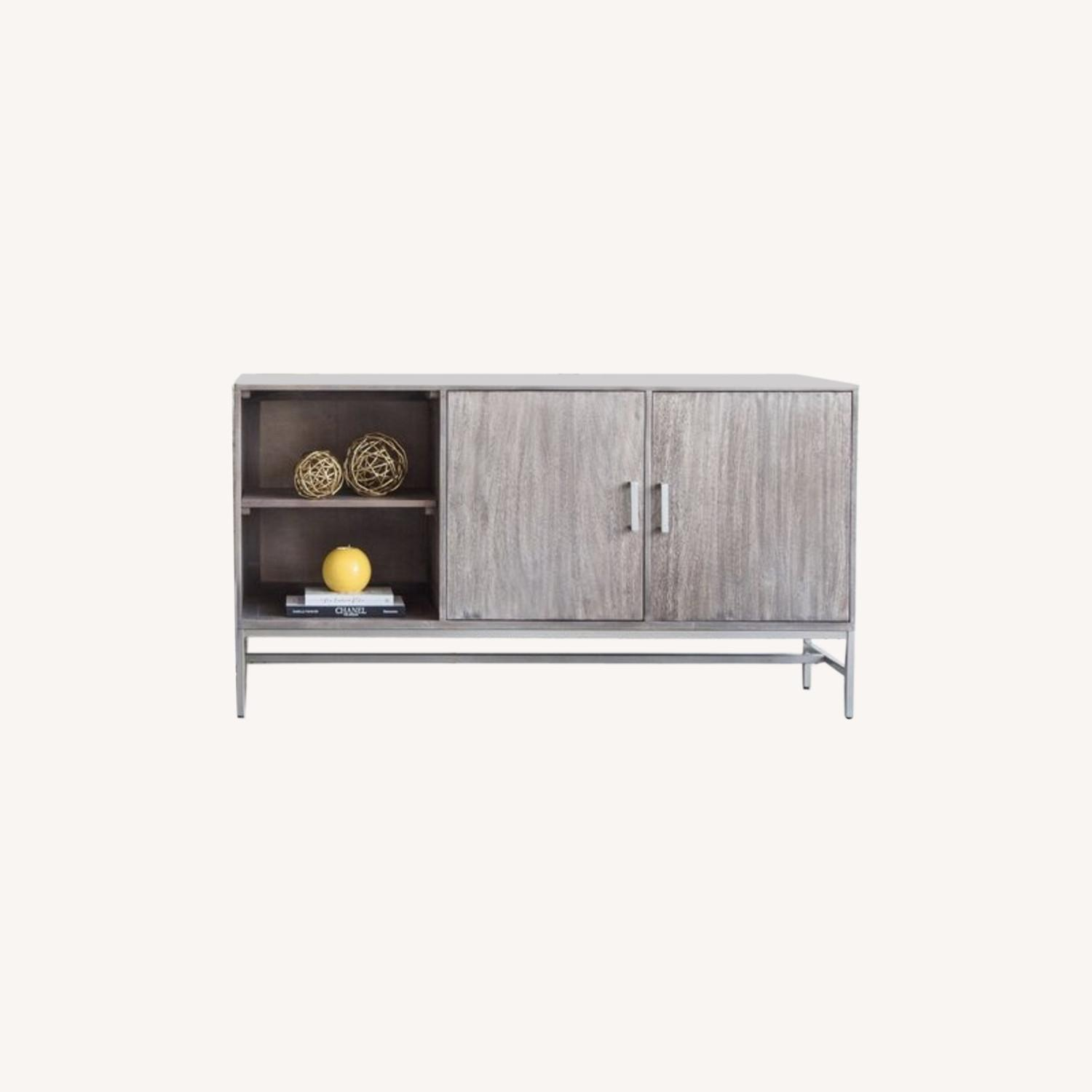 """Wayfair Kathleen TV Stand for TV's up to 65"""" - image-0"""