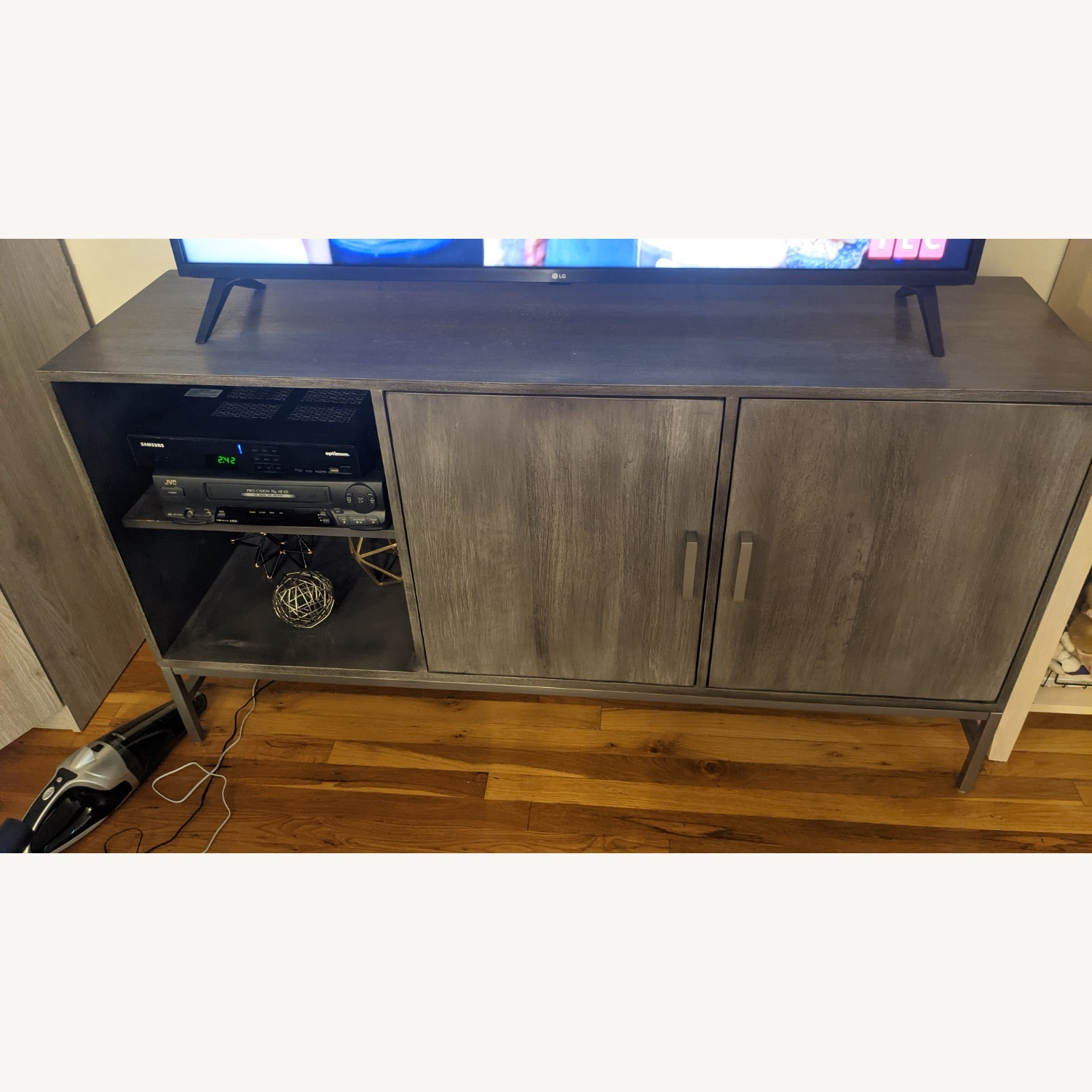 """Wayfair Kathleen TV Stand for TV's up to 65"""" - image-2"""