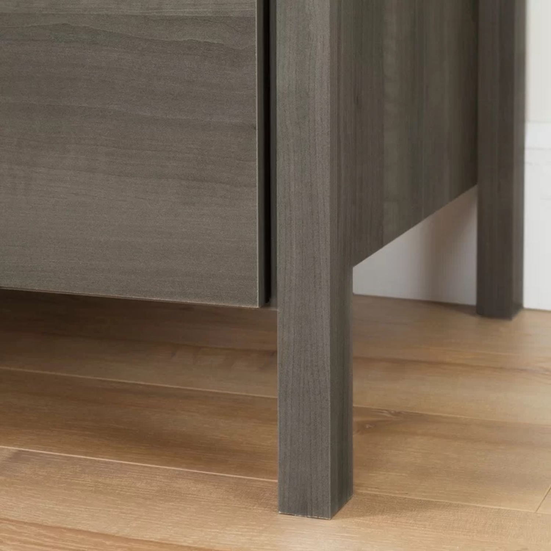 South Shore Furniture Grey Maple Dresser - image-5