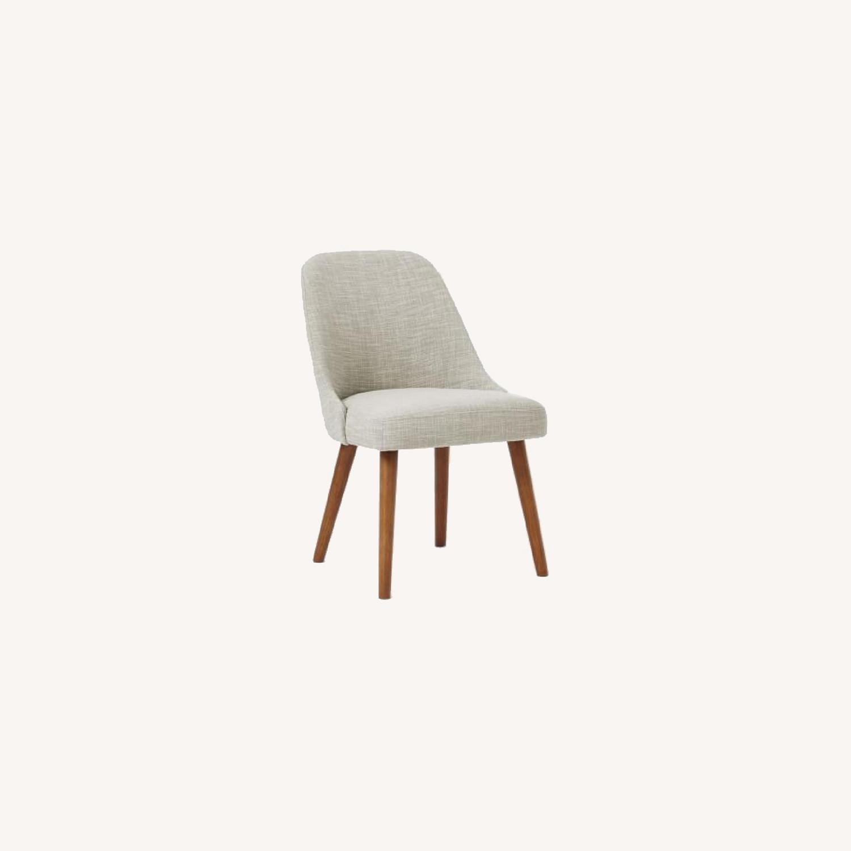 West Elm Mid-Century Modern Chair - image-0