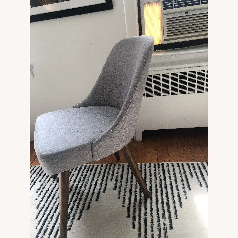 West Elm Mid-Century Modern Chair - image-3