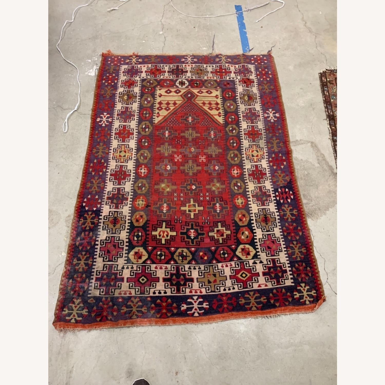Prayer Turkish kilim - image-1