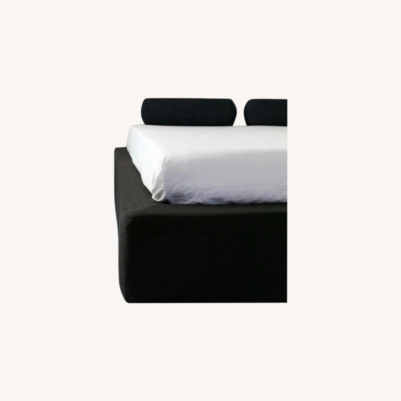 SoftFrame - Queen, Modern Bed Frame - image-0