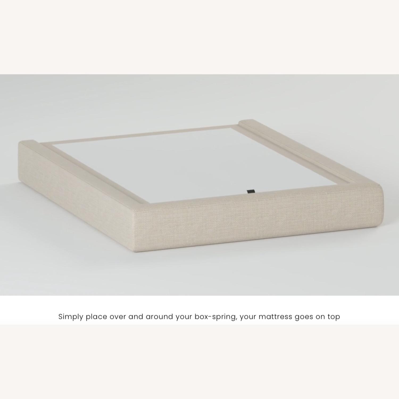 SoftFrame - Queen, Modern Bed Frame - image-3