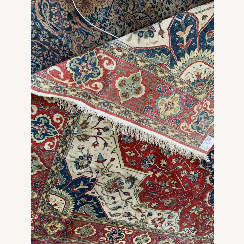 Turkish Heriz Serapi 10x13 - image-5