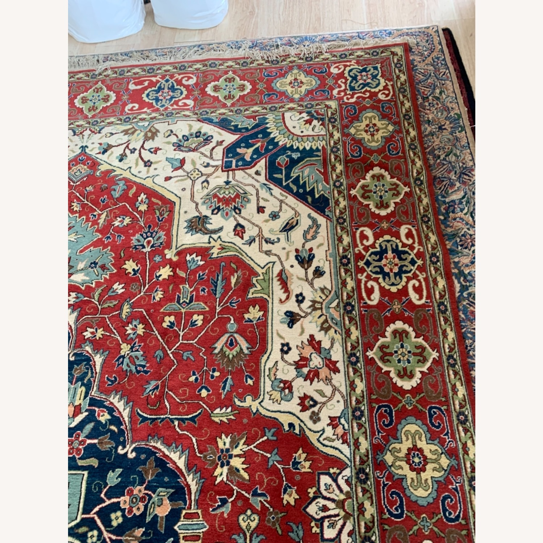 Turkish Heriz Serapi 10x13 - image-9