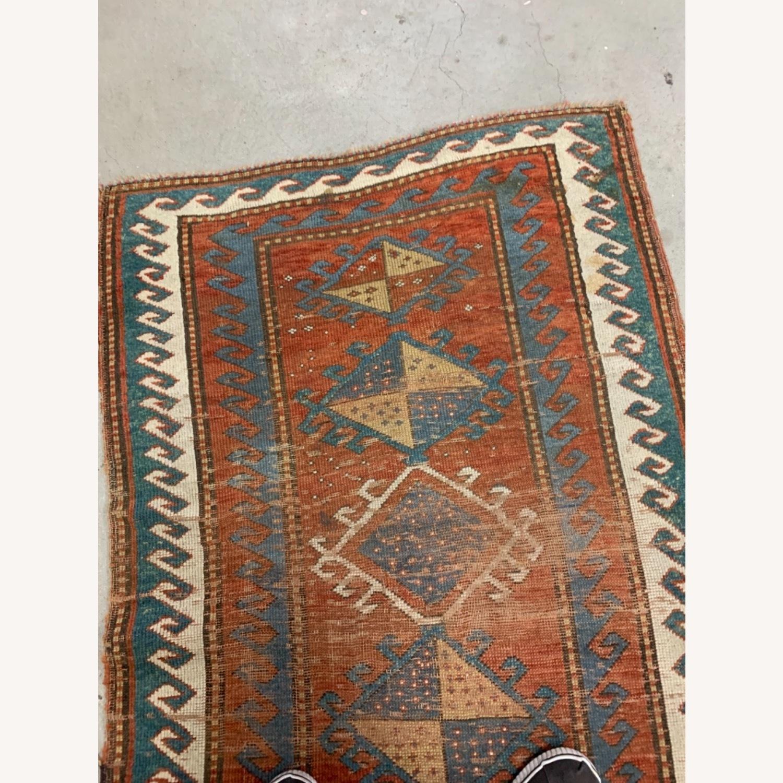 Caucasian Kazak Rug 3x4 - image-6