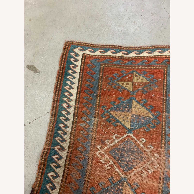 Caucasian Kazak Rug 3x4 - image-2
