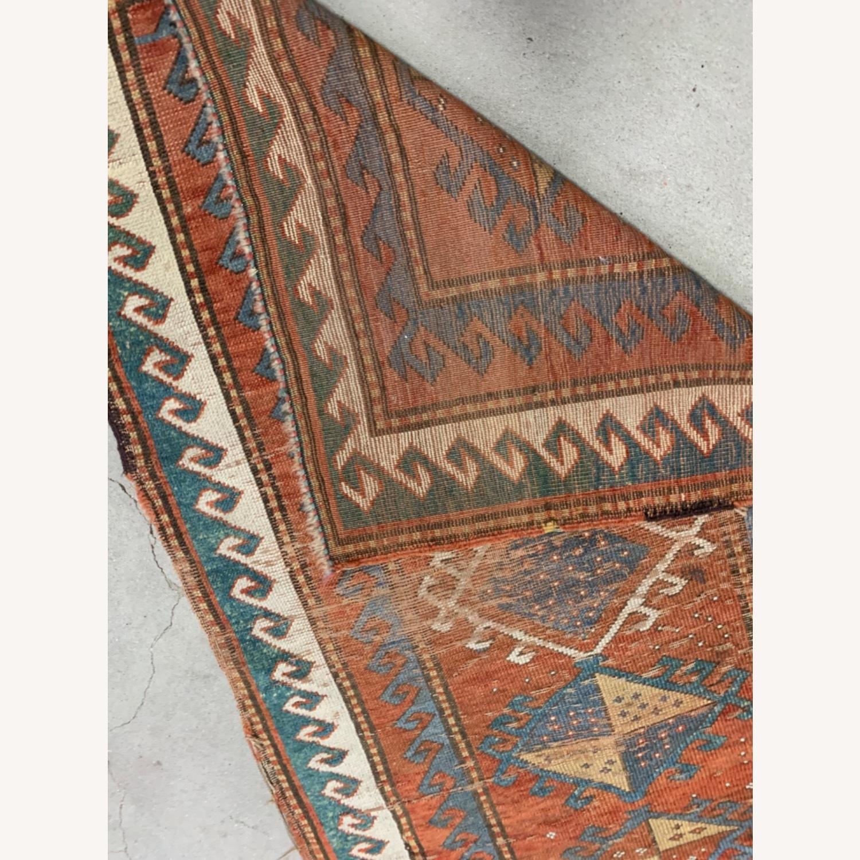 Caucasian Kazak Rug 3x4 - image-5